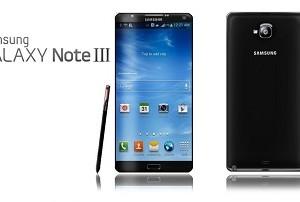 Samsung presenta el Galaxy Note 3 para competir contra las recientes innovaciones de Apple