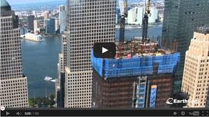 Desde cero, asombroso Timelapse de la construcción del nuevo World Trade Center en NY-USA